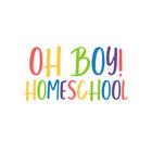 Oh Boy Homeschool