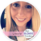One Blonde Teacher
