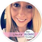 One Blonde Teacher