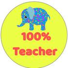 One Hundred Percent Teacher