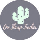 One Sharp Teacher by Erika Florez