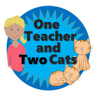One Teacher and Two Cats