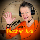 Online with Teacher Judi