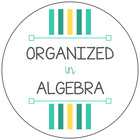 Organized in Algebra