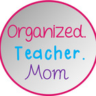 Organized Teacher Mom-Amanda Overman