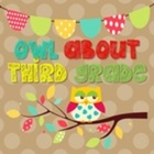 Owl about Third Grade