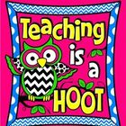 Owl Always Have A Hoot Teaching