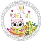 Owl in a Vowel Tree