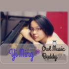 Owl Music Buddy
