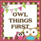 Owl Things First