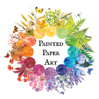 Painted Paper Art