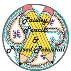 Paisley Pencils and Praised Potential