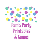 Pam's Party Printables and Games