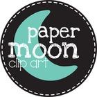 Paper Moon Clipart