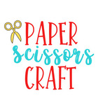 Paper Scissors Craft