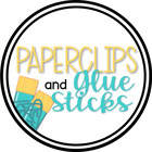 Paperclips and Glue Sticks