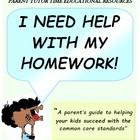 Parent Tutor Time Educational Resources