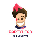 PartyHead Graphics