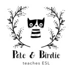Pate and Birdie Teaches