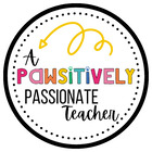 Pawsitively Passionate Teacher
