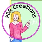 PDR Creations