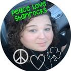 Peace Love Shamrocks