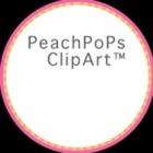 PeachPoPsClipArt