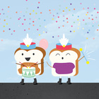 Peanut Butter and Jelly Parade