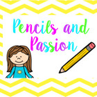 Pencils and Passion