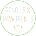 Pencils and Paw Prints