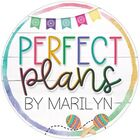 Perfect Plans by Marilyn
