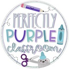 Perfectly Purple Classroom