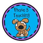 Phase 3 Teaching