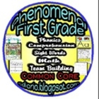 Phenomenal First Grade Phonics and Reading