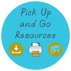 Pick Up and Go Resources