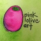 Pink Olive Art