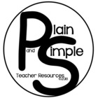 Plain and Simple Teacher Resources