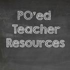 PO'ed Teacher Resources