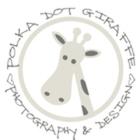 Polka Dot Giraffe Design
