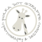 Polka Dot Giraffe Design