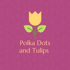 Polka Dots and Tulips