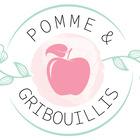 Pomme et gribouillis