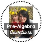 Pre Algebra Adventures