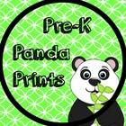 Pre-K Panda Prints