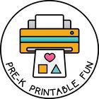 Pre-K Printable Fun