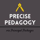 Precise Pedagogy via Principal Packages