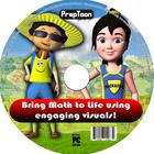 PrepToon - Math Animations