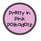 Pretty In Pink Polkadots