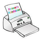 Primary Printables with Mrs A