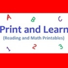 Print and Learn